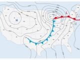 Barometric Pressure Map Canada Do You Know What A Weather Front is