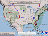 Barometric Pressure Map Canada Weather Prediction Center Wpc Home Page