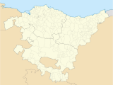 Basque Map Of Spain Durango Biscay Wikipedia