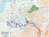 Battle Of France Map Map Of the First Battle Of the Marne September 6 12 1914 Ww1