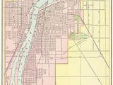 Bay City Michigan Map Bay City Michigan Wikipedia