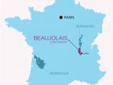 Beaujolais France Map the Secret to Finding Good Beaujolais Wine Veni Vino Vici
