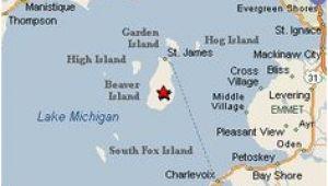 Beaver island Michigan Map 31 Best Beaver island Michigan Images Michigan Vacations Michigan