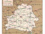 Belarus On Map Of Europe Belarus Map Belarus Weia Russland Reisefuhrer Und Reisetipps