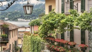 Bellagio Italy Map Narrow Streets In the Old town Of Bellagio Lake Como Lombardy