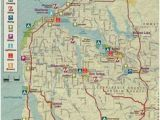 Bellaire Michigan Map 9 Best Walloon Lake Maps Images Blue Prints Cards Map