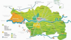 Bergerac France Map Wine Map Of Bergerac Region Picture Of Bergerac Wine tours Eymet