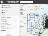 Bethel Ohio Map Oil Gas Well Locator