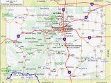 Beulah Colorado Map Coronado Springs Map Luxury Colorado Springs Map Unique Colorado Map