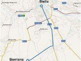 Biella Italy Map Tranvia Biella Borriana Wikipedia