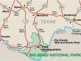 Big Bend Texas Map Marathon Texas Map Business Ideas 2013