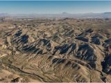 Big Bend Texas Map the Flatirons On the West Side Of El solitario Big Bend Ranch State