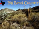 Big Bend Texas Map Tpwd Kids Big Bend Country