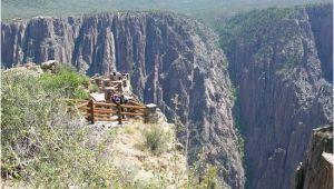 Black Canyon Colorado River Map Black Canyon Visitor Center Black Canyon Of the Gunnison