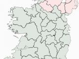 Blank County Map Of Ireland Map Of Ireland Blank Download them and Print