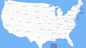Blank Map Of Arizona United States Map Arizona Refrence United States Map Phoenix Arizona