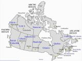 Blank Map Of Canada with Capital Cities Canada Provincial Capitals Map Canada Map Study Game Canada Map Test