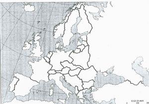 Blank Map Of Europe 1939 Ww2 Blank Map