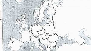 Blank Map Of Europe Wwii Ww2 Blank Map