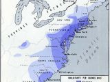 Blank Map Of New England Colonies Population Density Of the 13 American Colonies In 1775