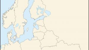 Blank Map Of northern Europe Blank Europe Map Climatejourney org