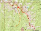 Blue Mountains oregon Map Elkhorn Crest Hike Hiking In Portland oregon and Washington