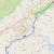 Blue Ridge Parkway north Carolina Map Blue Ridge Parkway Map Entry Points