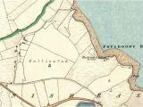 Bodyke Ireland Map Visitors Book