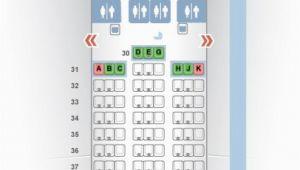 Boeing 777 Air Canada Seat Map 77w Seat Map Seatguru Air Canada Boeing 777 300er 77w Two Class