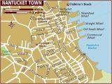 Boston England Map Map Of Nantucket Massachusetts New England Maps Nantucket