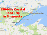 Brainerd Minnesota Map This 150 Mile Drive is the Best Way to See Minnesota S Stunning