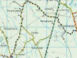 Bray Ireland Map No 5 Couraguneen to Clonakenny Heritage Walk Blue Ireland