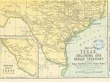 Breckenridge Texas Map Texas Indian Territory Map Business Ideas 2013
