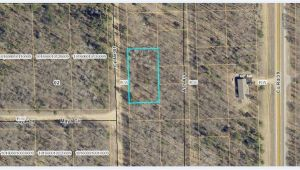 Breezy Point Minnesota Map Cedar St Breezy Point Mn 56472 Land for Sale and Real Estate