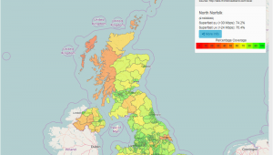Broadband Coverage Map Ireland Browse Maps and Check Broadband Performance and Coverage Across the Uk