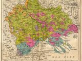 Bulgaria Map In Europe Bulgarian Version Of Ethnographic Macedonia 1914 Maps