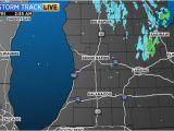 Byron Michigan Map Radar Satellite