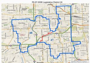 California 49th District Map Congressional Districts California Map Detailed California 49th