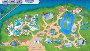 California Adventure Land Map Map Of Disney California Adventure Park Detailed California