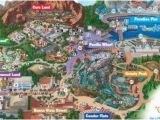 California Adventure Map Pdf Printable Map Of Disneyland