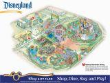 California Adventure Rides Map Printable Map Disneyland and California Adventure Printable Maps