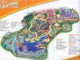 California Adventures Map Disneys California Adventure Map New Of Maps Downtown Disney