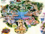 California Amusement Parks Map Universal Studios California Map Inspirational Wizarding World Harry