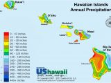 California Average Temperature Map Hawaii Weather and Climate Patterns