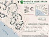 California Coastal Trail Map Shorttail Gulch Coastal Access Trail
