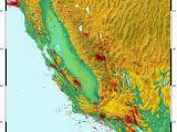 California Earthquake Prediction Map Earthquake Map northern California Fresh Lists Earthquakes Epic