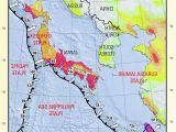 California Earthquake Prediction Map Japan Ring Fire Map Sample Of Recent California Earthquake Map