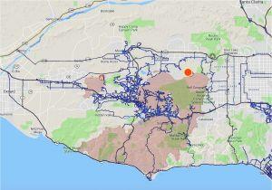 California Fire Smoke Map Woolsey Fire and the Santa Susana Field Laboratory Safecast