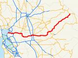 California Fwy Map California State Route 4 Wikipedia