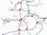 California High Speed Rail Route Map southern California Railroad Map Massivegroove Com